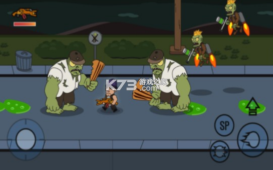 变异者战争 v1.0 游戏 截图
