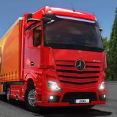 卡車模擬器終極版游戲