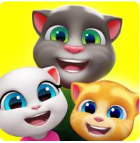 汤姆猫总动员游戏破解版v1.7.4.5