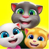 汤姆猫总动员无限金币无限车币版v1.7.4.5