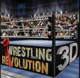 摔跤革命3d破解版游戲v1.712