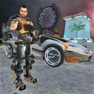 未来都市英雄破解版v2.3