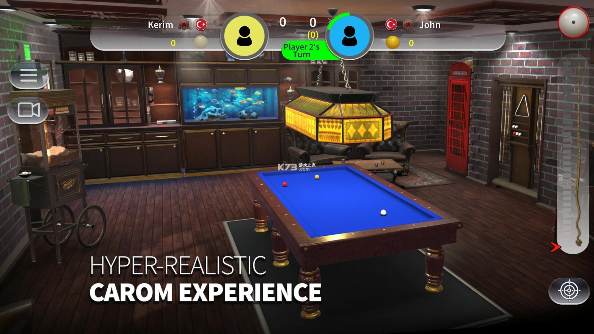Carom Elite 3D v1.37.174 游戏安卓版 截图