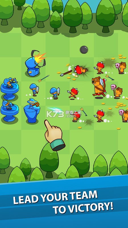 Kingdom Creeps v1.0.0 手游 截图