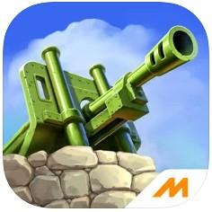 玩具塔防2破解版無限金幣鉆石