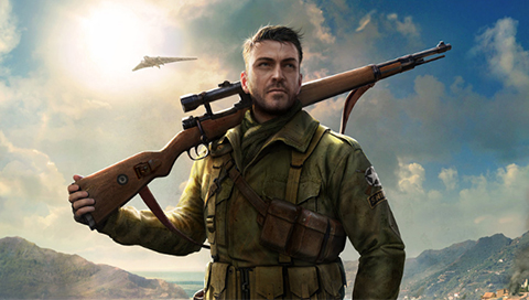 狙击精英Sniper Elite游戏合集